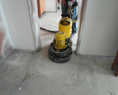 MKS Untergrundvorbereitung PDG 5000 Bodenschleifmaschine