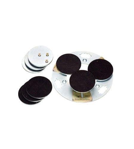 MKS Schnellwechsel (SWS) Adapter 100 mm