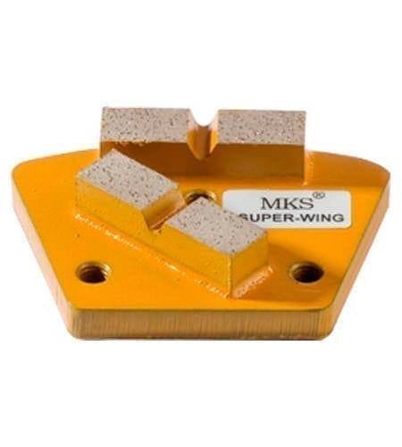 Diamantwerkzeug MKS Super-Wing Orange Korn 1