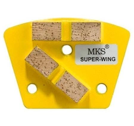 Diamantwerkzeug MKS Super-Wing Gelb Korn 000