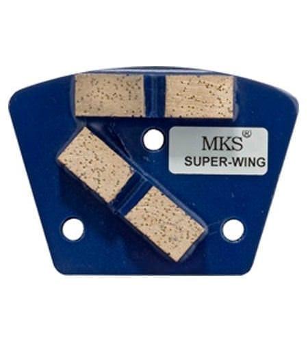 Diamantwerkzeug MKS Super-Wing Blau Korn 1