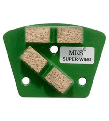 Diamantwerkzeug MKS Super-Wing Grün Korn 1