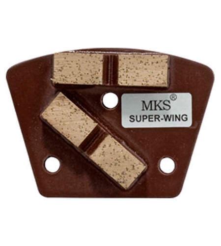 Diamantwerkzeug MKS Super-Wing Braun Korn 1