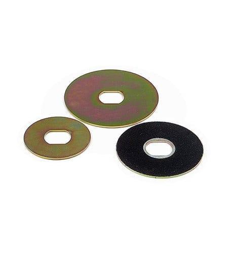 MKS Klett-Platten für Magnet-Kupplung