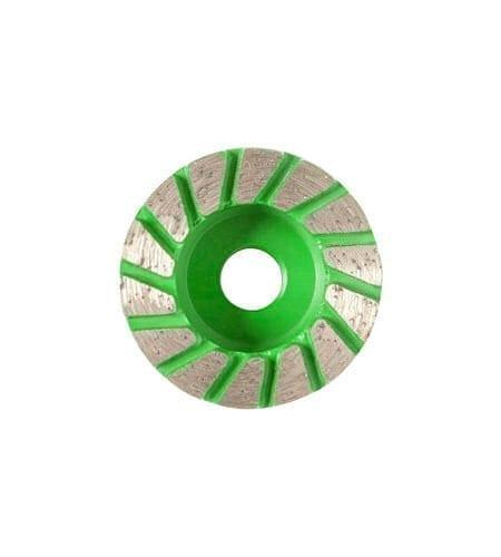 Schleiftopf MKS Cut-Maxx grün 50 mm