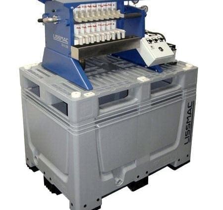 Schlammfilteranlage Lissmac SFA 900