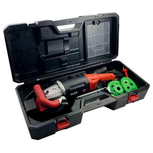 BLIZZEX™ Power-Schleifer 125 Komplettpaket