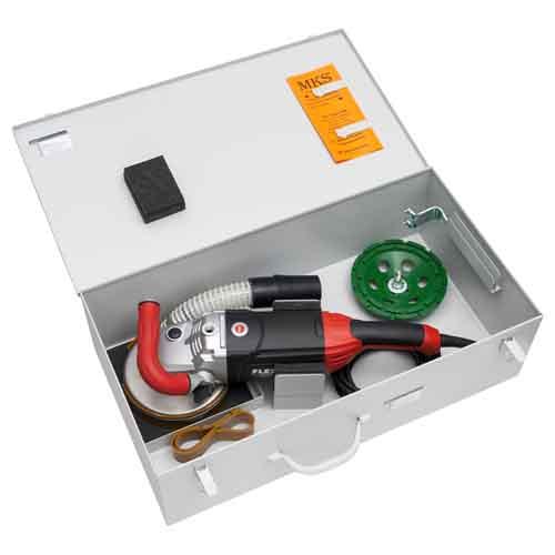 BLIZZEX™ Power-Schleifer 180 Komplettpaket