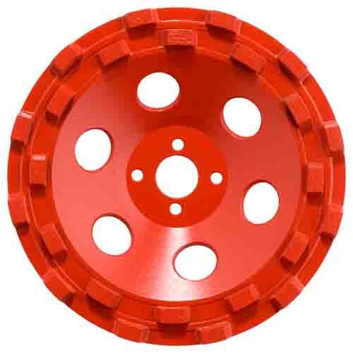 CUT-MAXX™ Schleiftopf Spezial rot