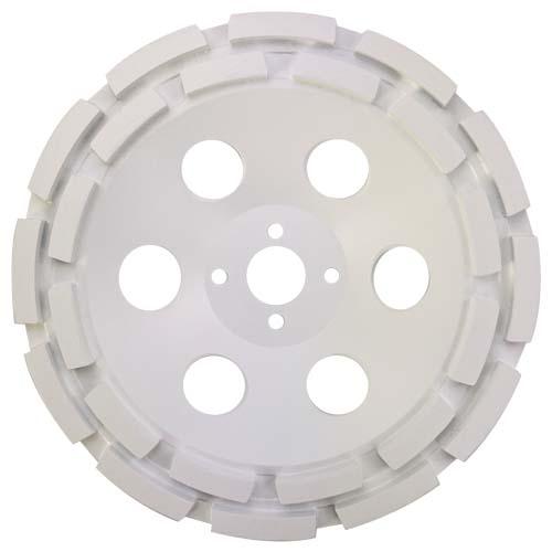 CUT-MAXX™ Schleiftopf weiß