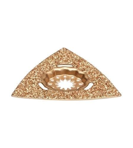 Hartmetallraspel Form Dreieck für Fein Dreieckschleifer