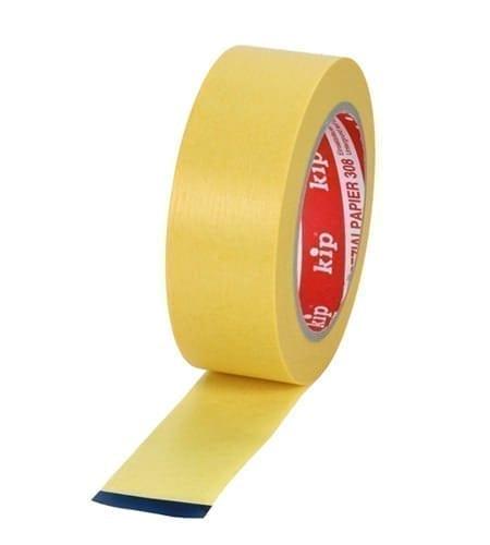 MKS Spezialband gelb für empfindliche Untergründe
