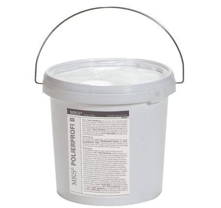 Kristallisationspulver MKS Polierprofi braun