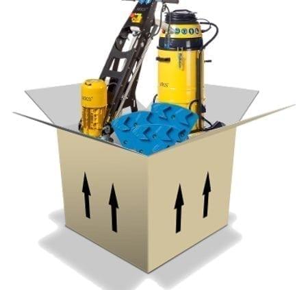 Einsteigerpaket Untergrundvorbereitung