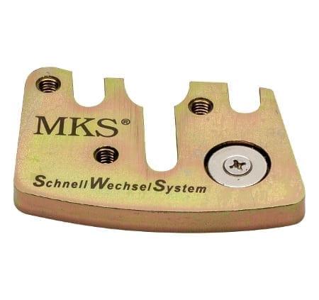 MKS SWS Schnellwechseladapter mit Magnet