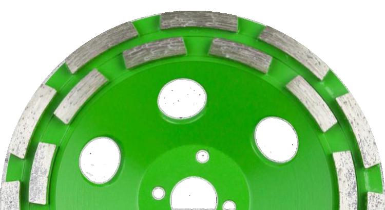 XC Schleiftopf grün