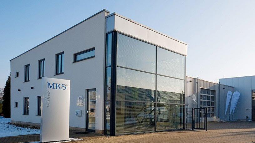MKS Büro und Lager-/Schulungshalle