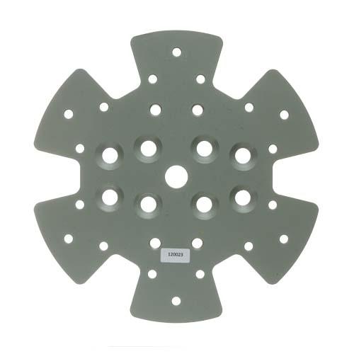 Adapterplatte Ø 250 mm