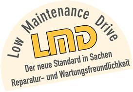 Low Maintenance Drive