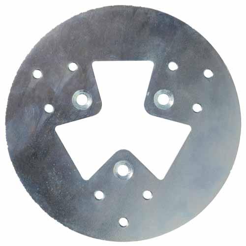 Werkzeugträger aus Stahl